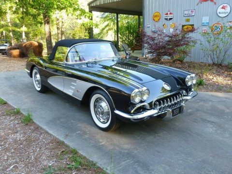 sharp 1959 Chevrolet Corvette Convertible for sale