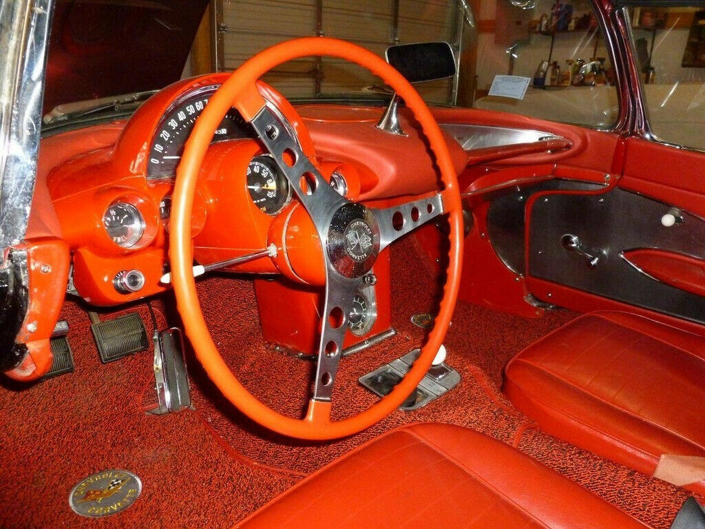 sharp 1959 Chevrolet Corvette Convertible