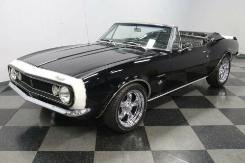 sharp 1967 Chevrolet Camaro Convertible for sale