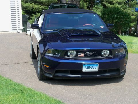 everything works 2011 Ford Mustang GT convertible for sale
