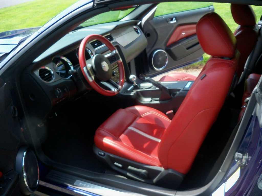 everything works 2011 Ford Mustang GT convertible