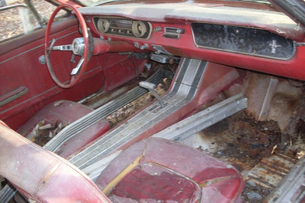 project 1964 Ford Mustang Convertible