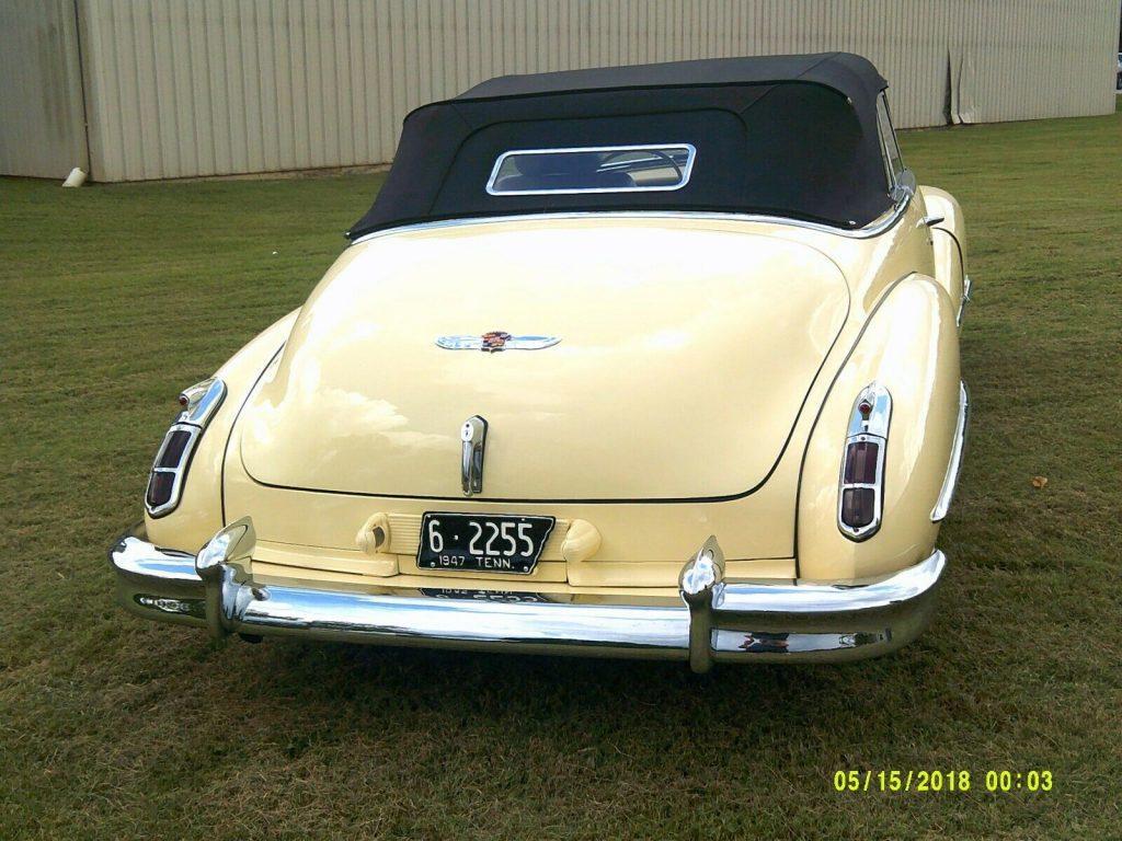 Restomod 1947 Cadillac Series 62 Convertible