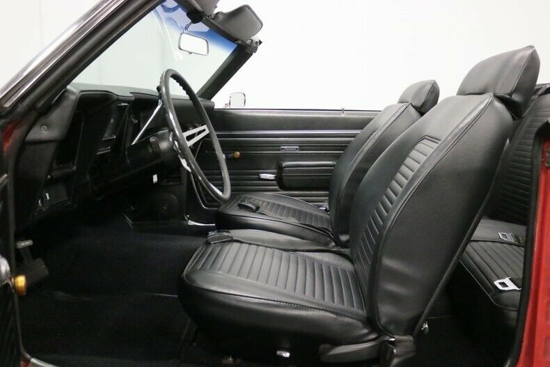 Restomod 1969 Chevrolet Camaro Convertible