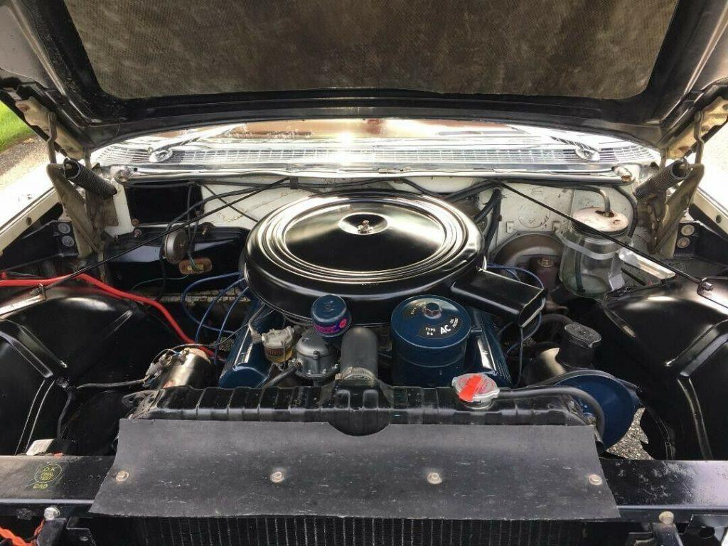 restored 1959 Cadillac Series 62 CONVERTIBLE