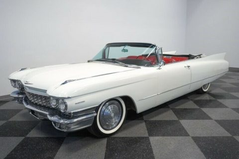 beautiful 1960 Cadillac Series 62 Convertible for sale