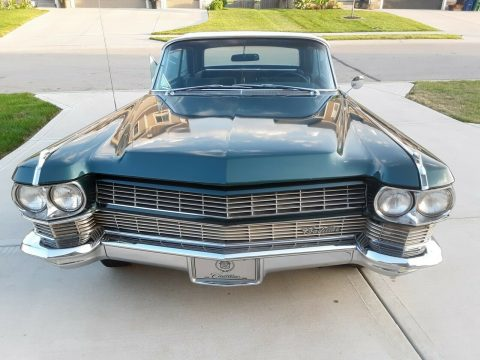 needs tlc 1964 Cadillac Eldorado Convertible for sale