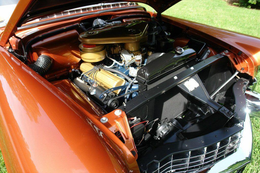 spectacular 1955 Cadillac Eldorado Biarritz Convertible